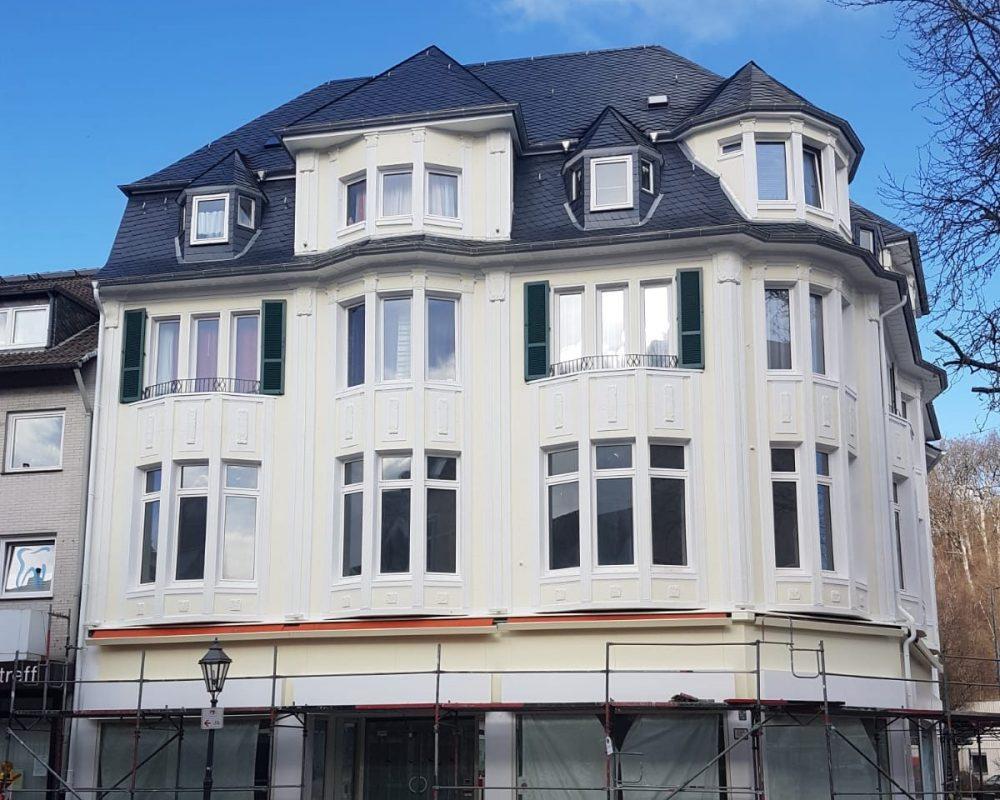 denkmalgeschütztes Haus in Velbert